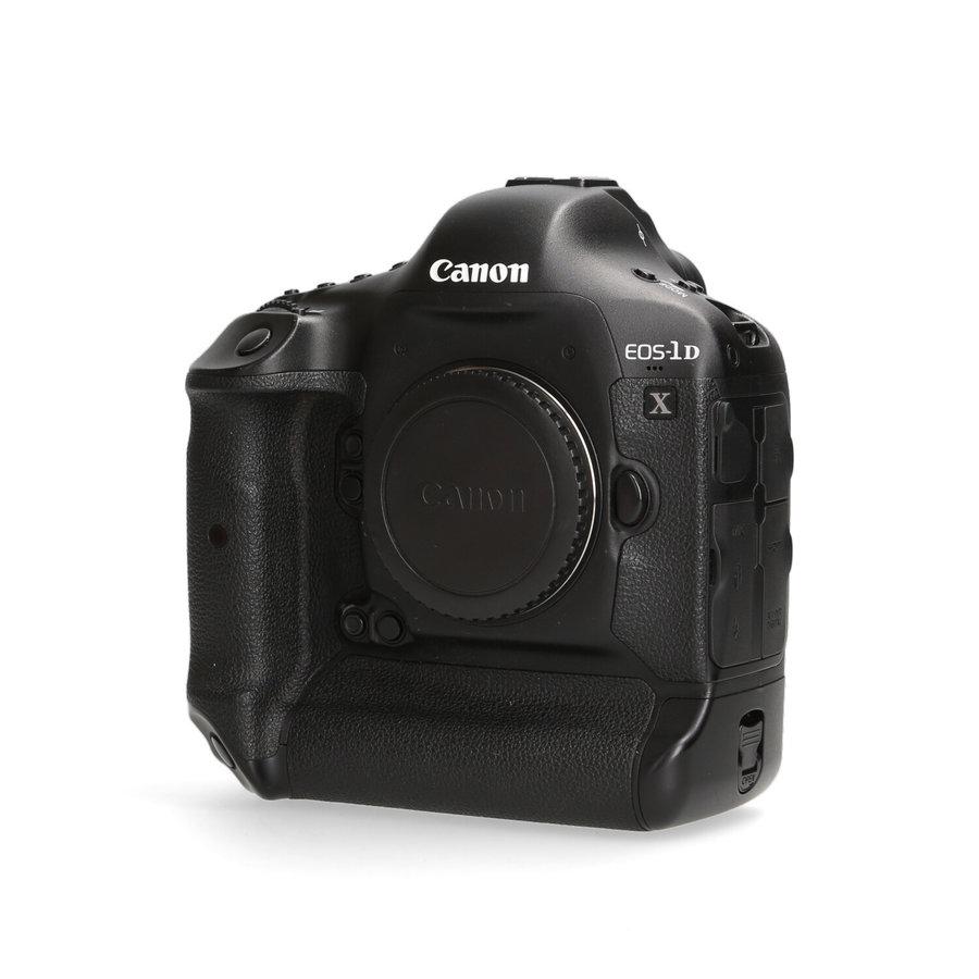 Canon 1Dx -- 122.000 kliks