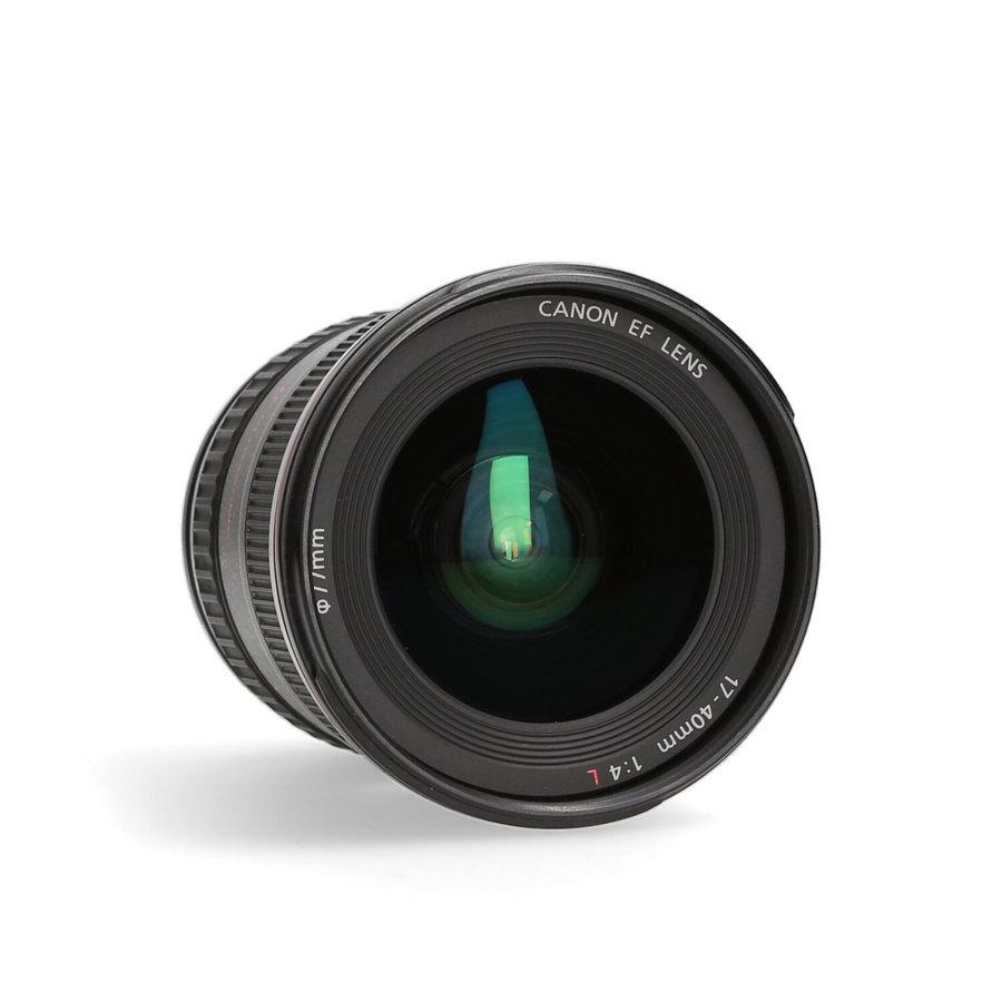 Canon 17-40mm 4.0 L EF USM