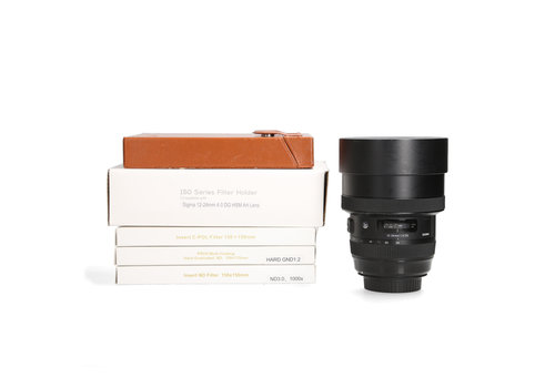 Sigma 12-24mm 4.0 DG HSM Art (Canon) + Filterset twv