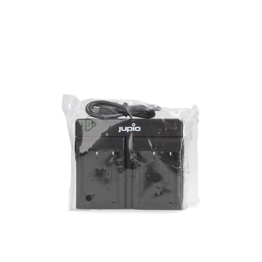 Jupio: Fujifilm NP-W126 USB Duo Charger