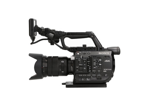 Sony PXW-FS5 + 18-105mm G OSS + accesoires