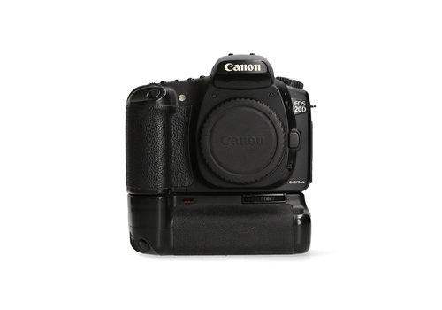 Canon 20D + Grip