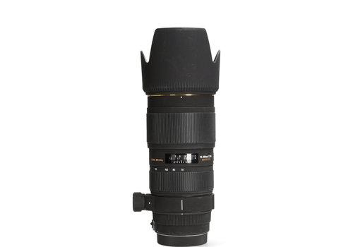 Sigma 70-200mm 2.8 APO DG (Canon)