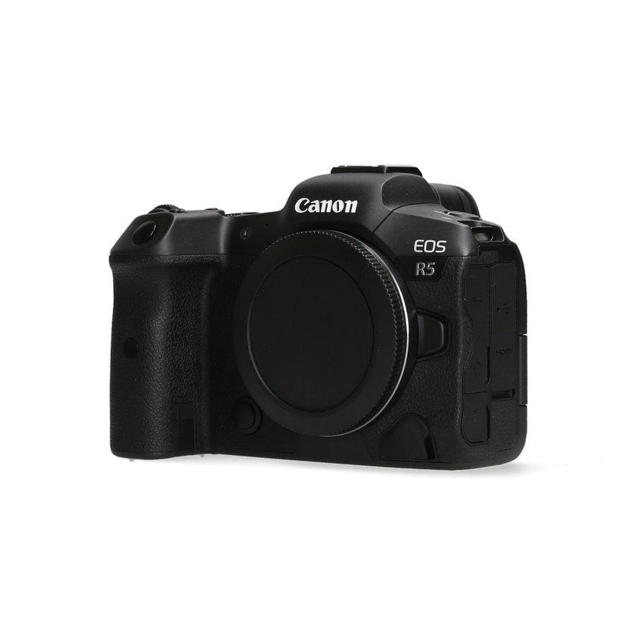 Canon R5 - 22.000 kliks