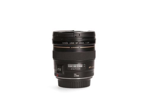 Canon 20mm 2.8 EF