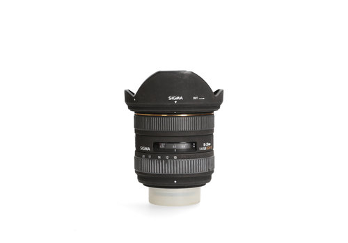 Sigma 10-20mm 4.0-5.6 DC HSM (Nikon)