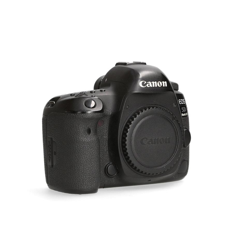 Canon 5D Mark IV - 85.092 kliks