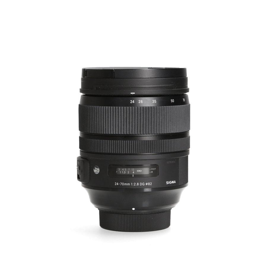 Sigma 24-70mm 2.8 DG OS HSM Art (Nikon)