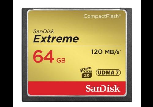 Sandisk 64GB CF 120mb/s