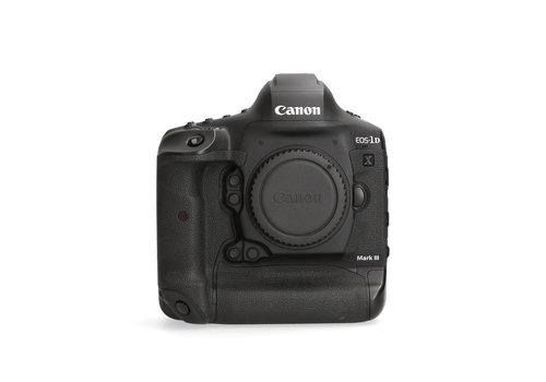 Canon 1Dx Mark III -- 11.000 kliks