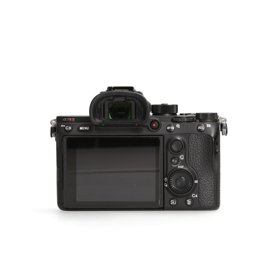 Sony A7R III - 5091 kliks