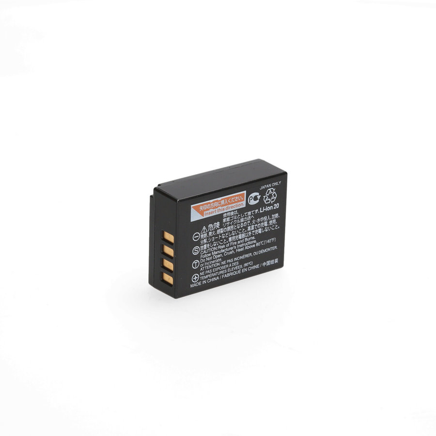Fujifilm NP-W126S accu (Voor Fujifilm XF-camera's)