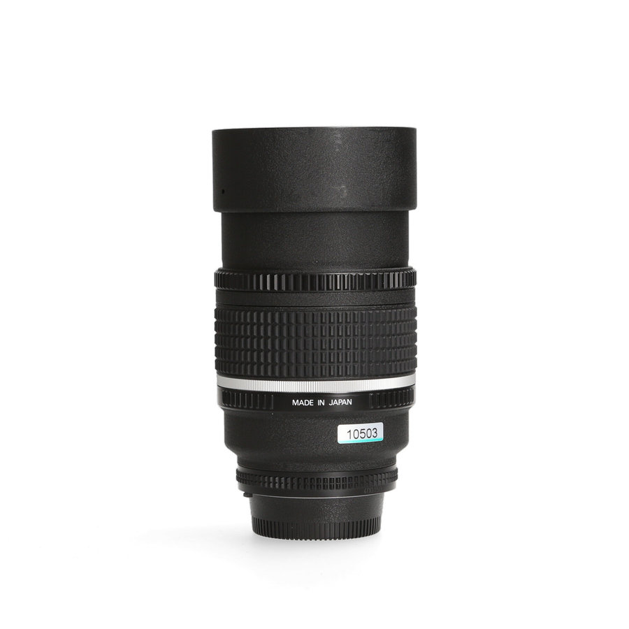 Nikon 135mm 2.0 DC AF