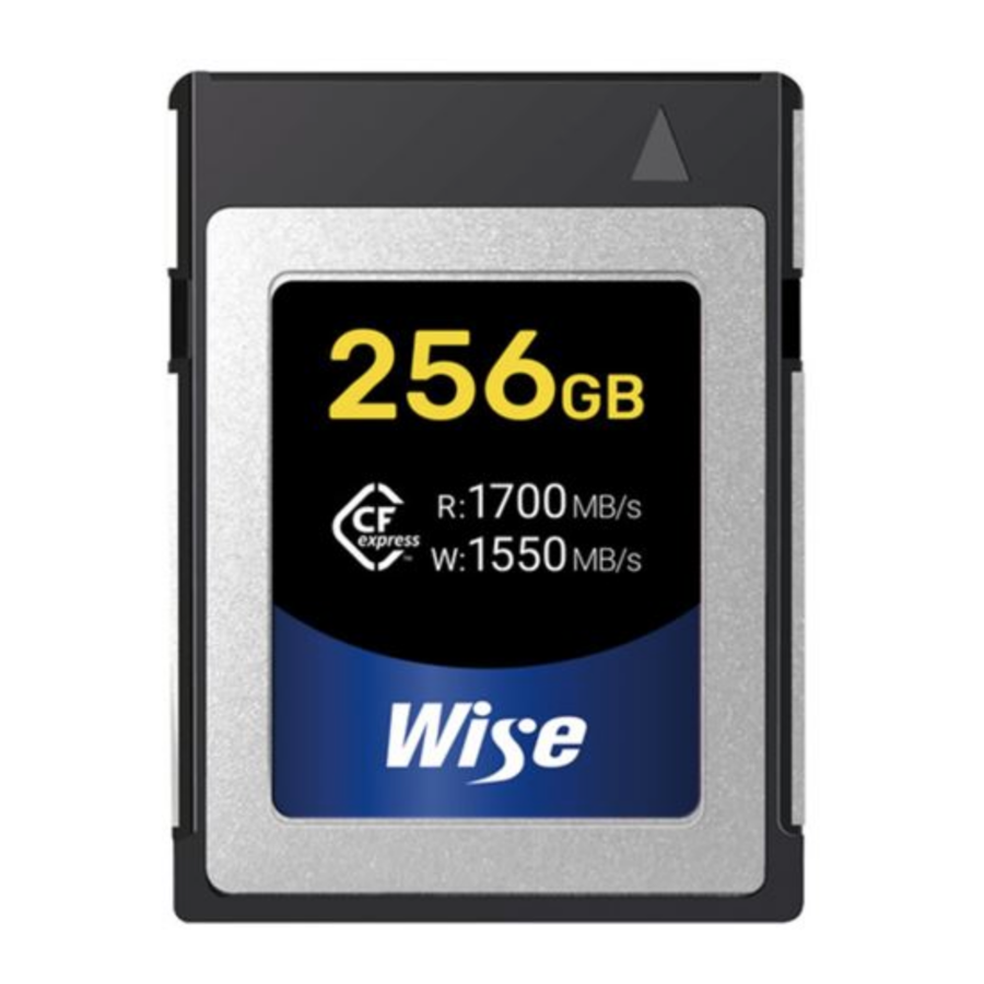 Wise CFexpress 256GB