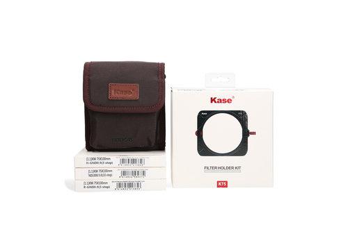 Kase K75 Wolverine Entry level Kit + Extra filters