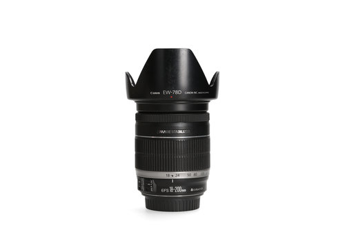 Canon 18-200mm 3.5-5.6 EF-S IS USM