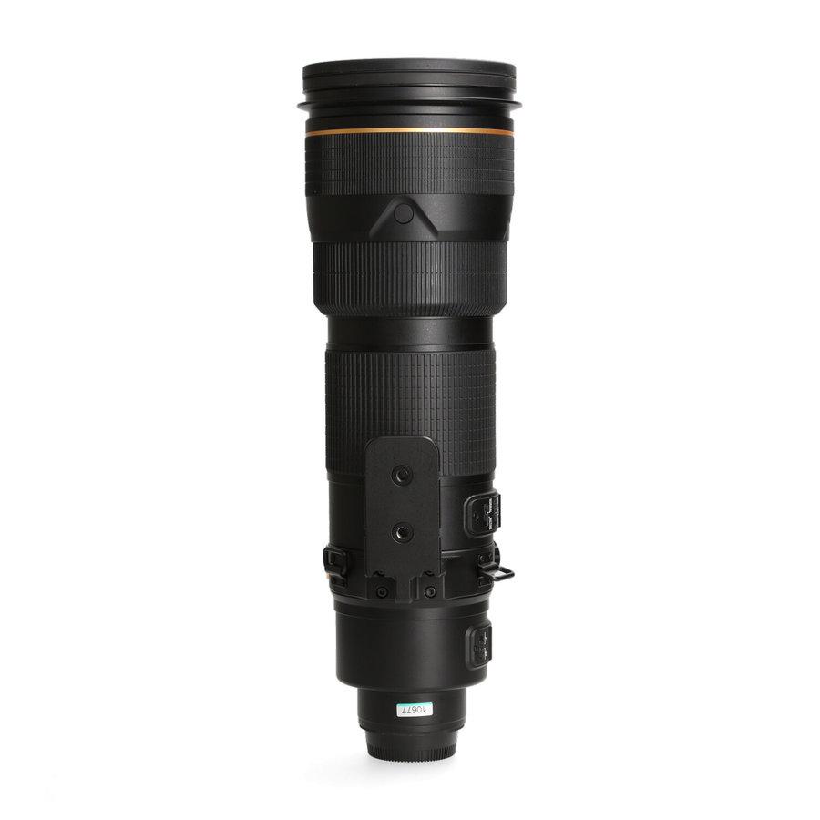 Nikon 200-400mm 4.0 AF-S G ED VR II