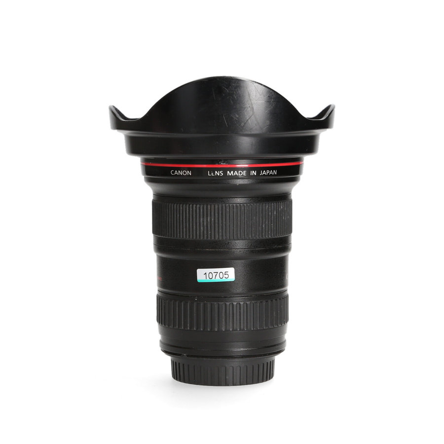 Canon 16-35mm 2.8 L EF II USM