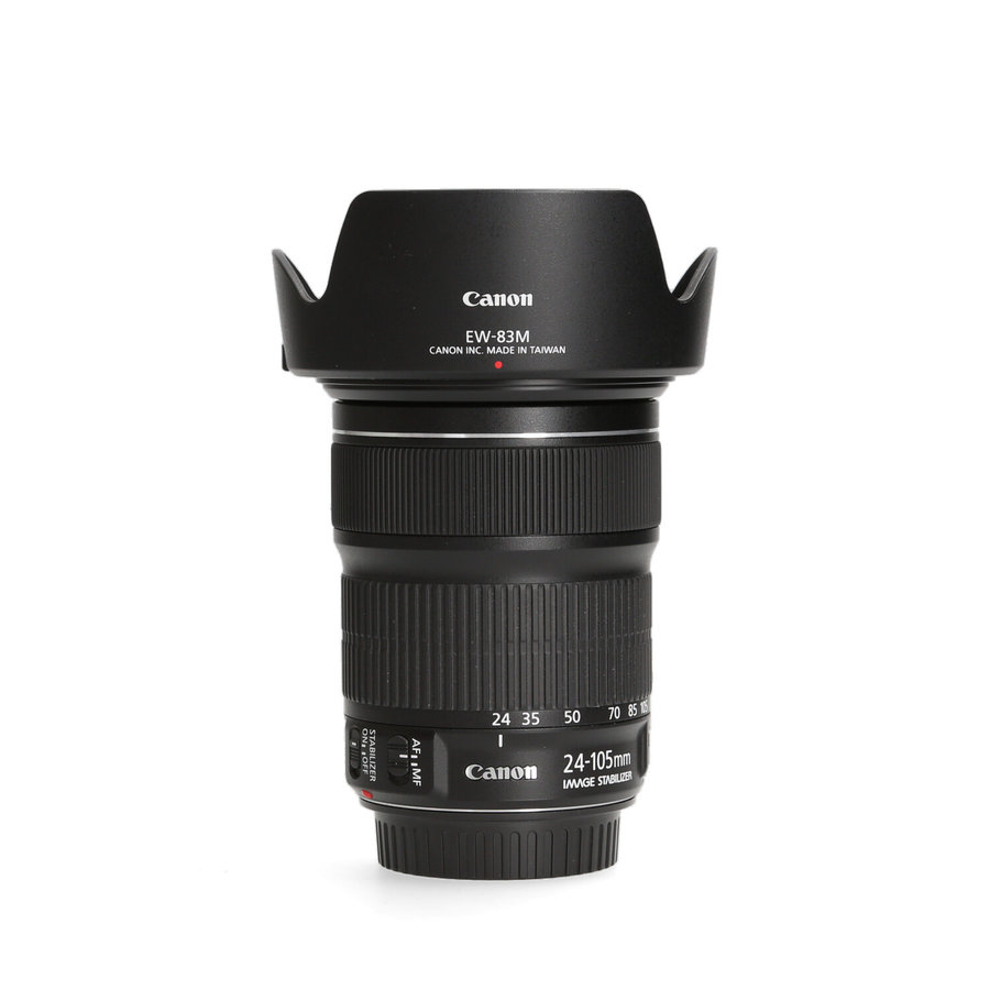 Canon 24-105mm 3.5-5.6 IS EF STM