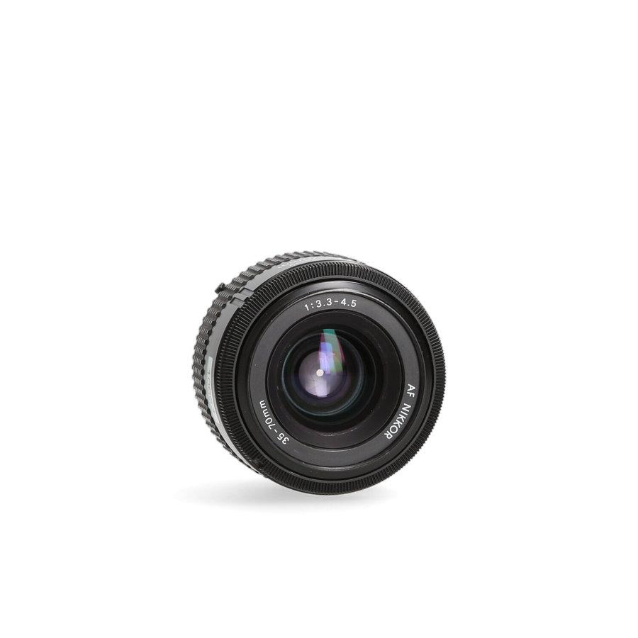 Nikon 35-70mm 3.3-5.6 AF D