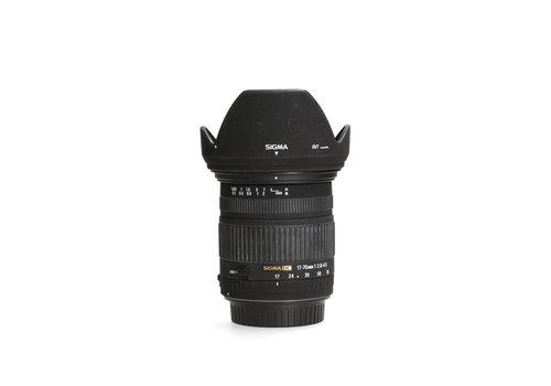 Sigma 17-70mm 2.8-4.5 DC Macro (Canon) - Gereserveerd