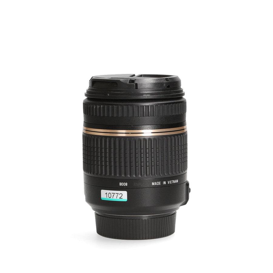 Tamron 18-270mm 3.5-6.3 DI II VC Piezo Drive (Nikon)