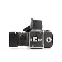 Hasselblad 503cw + Carl Zeiss 80mm 2.8 C T* + A12 Film Holder + Polaroid 100