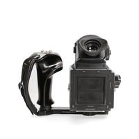 Hasselblad 501c + viewfinder TTL + Polaroid 100