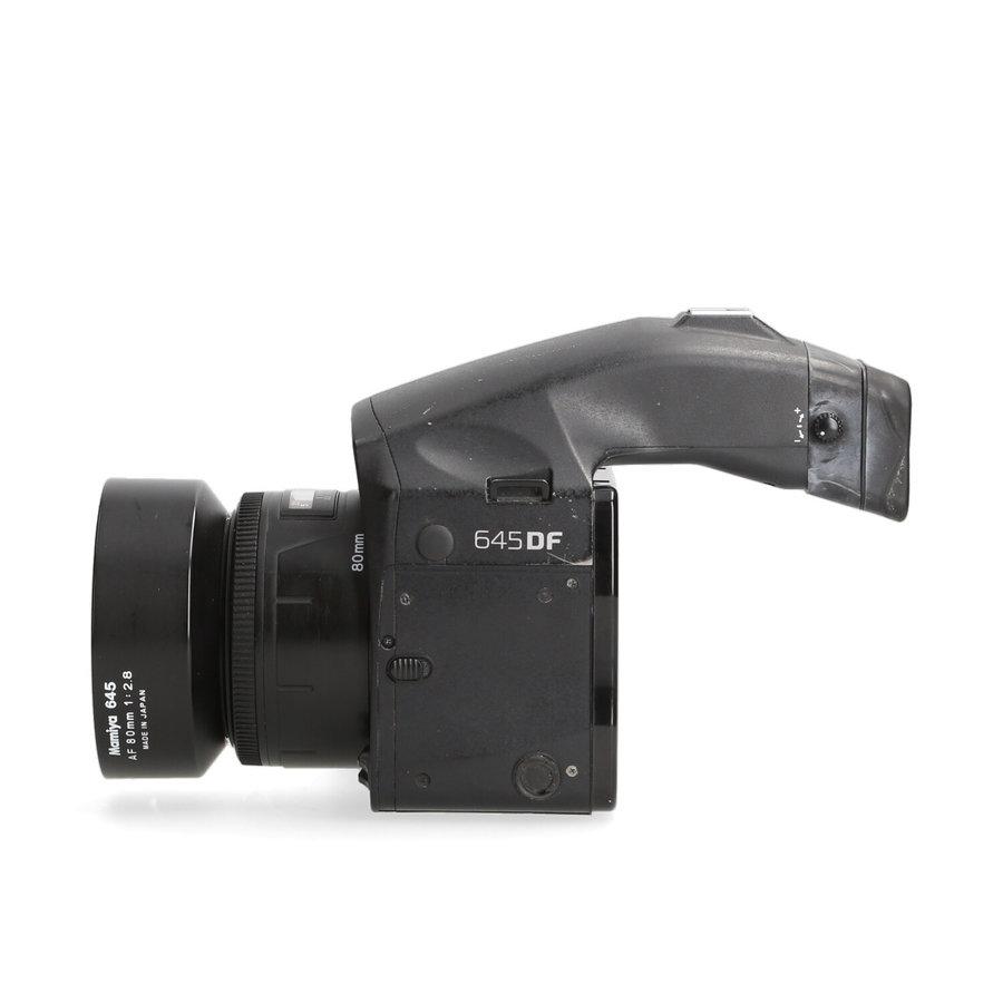 Phase One 645DF + Mamiya AF 80mm 2.8