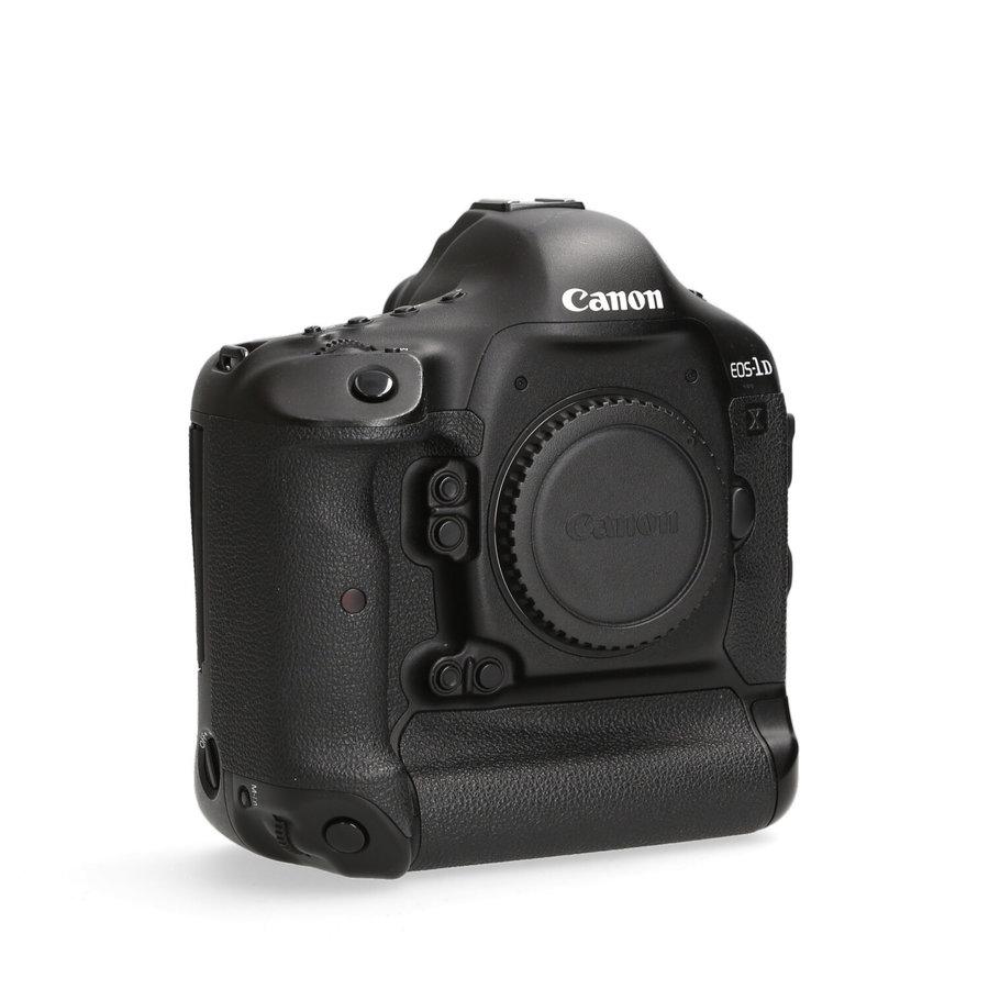 Canon 1Dx - 81.000 kliks
