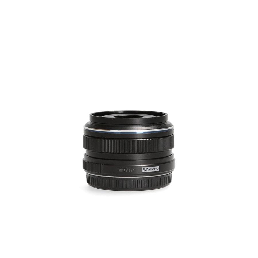 Olympus M.Zuiko Digital ED 17mm 1.8