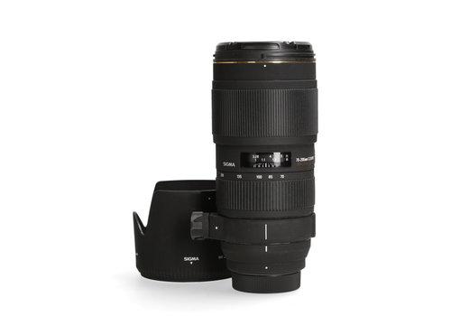 Sigma 70-200mm 2.8 macro HSM (Nikon)
