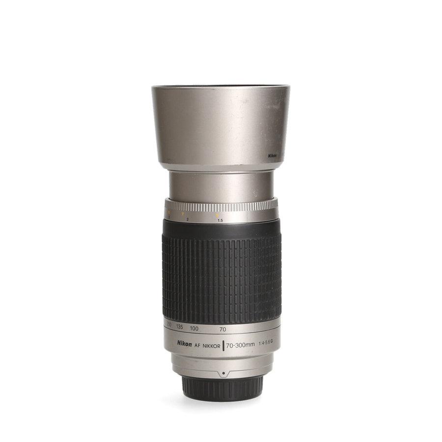 Nikon 70-300mm 4-5.6 AF