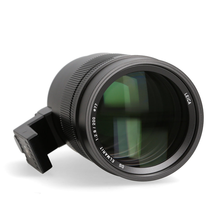Panasonic Leica DG Elmarit 200mm 2.8 Power OIS MFT
