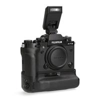 Fujifilm X-T3 + VG X-T3 Grip + EF-X8 flitser en 3 accu's