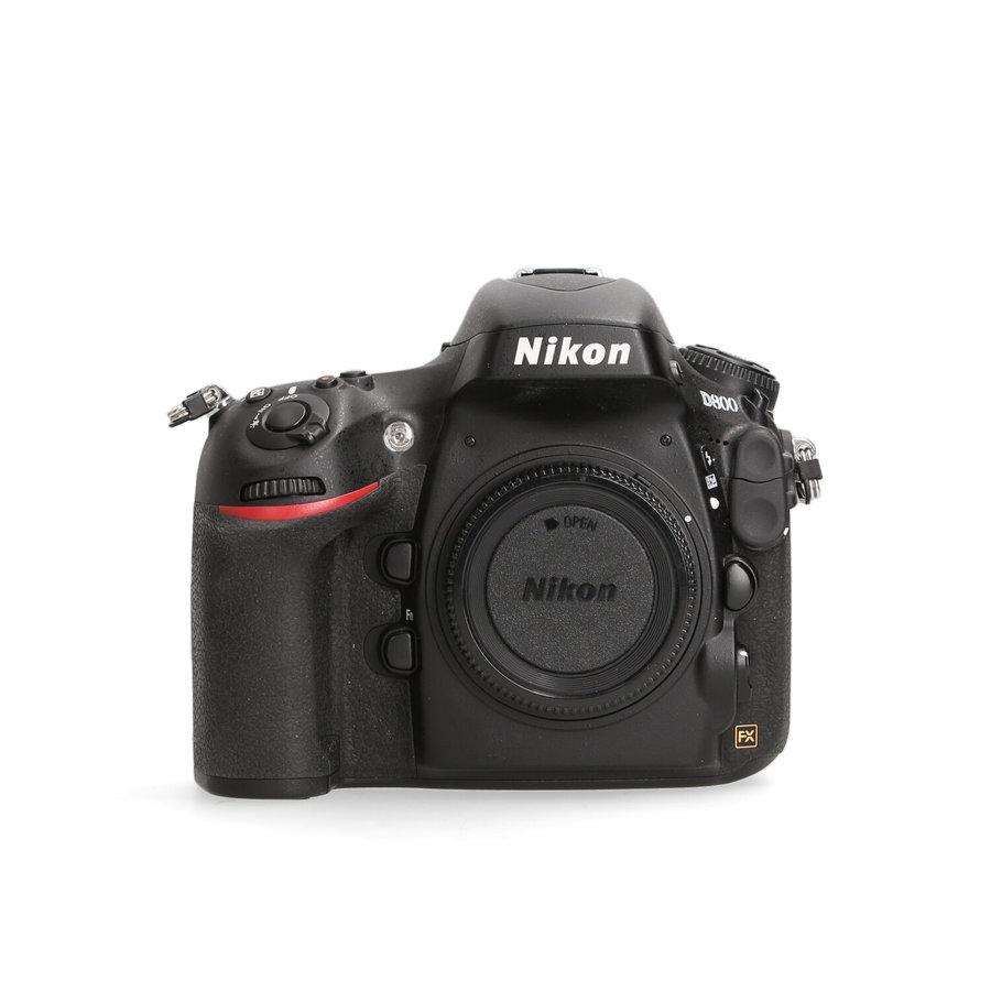 Nikon D800 - 4524 kliks