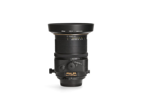 Nikon 24mm 3.5 ED PC-E Tilt-shift