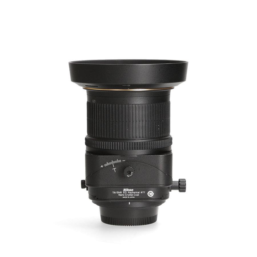Nikon 24mm 3.5 ED PC-E Tilt-shift