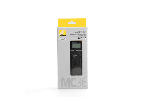 Nikon MC-36a remote