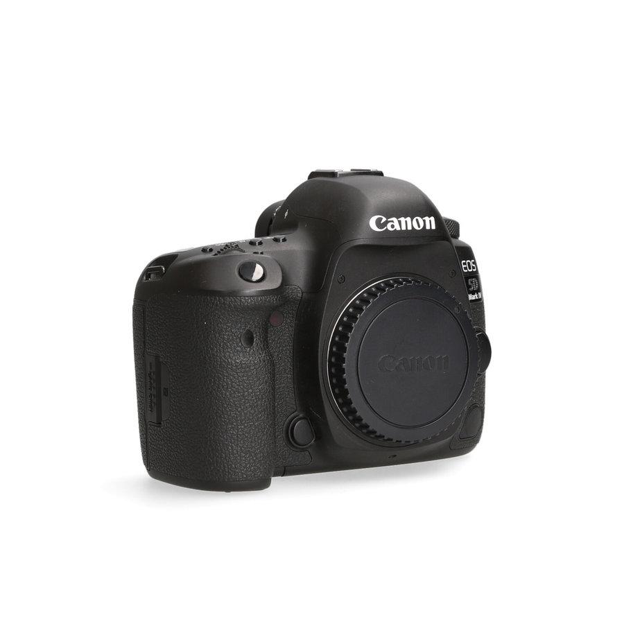 Canon 5D mark IV - 12.508 kliks