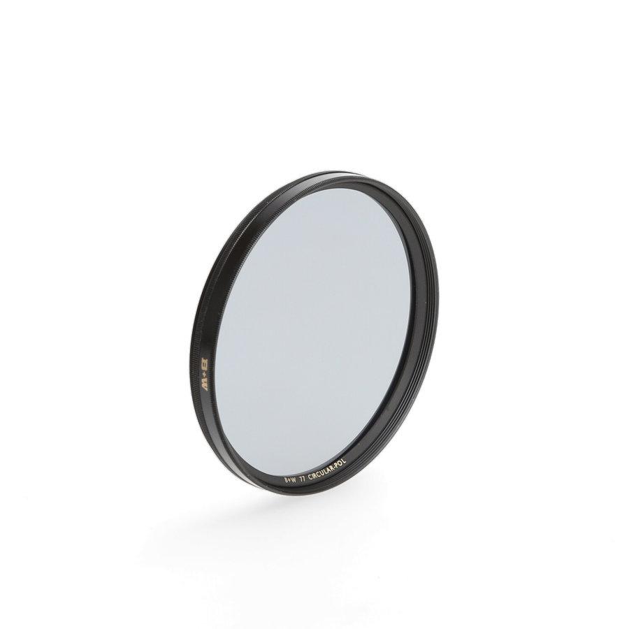 B+W 77mm polarisatiefilter