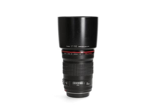 Canon 135mm 2.0 EF USM - Gereserveerd