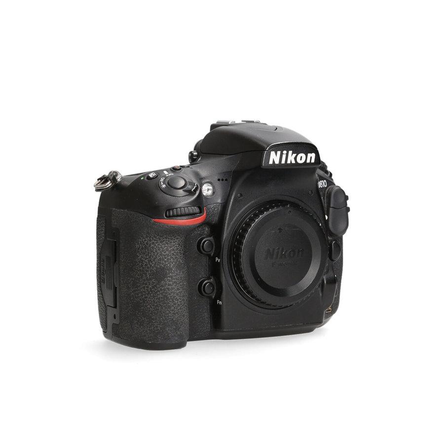 Nikon D810 - 123498 kliks