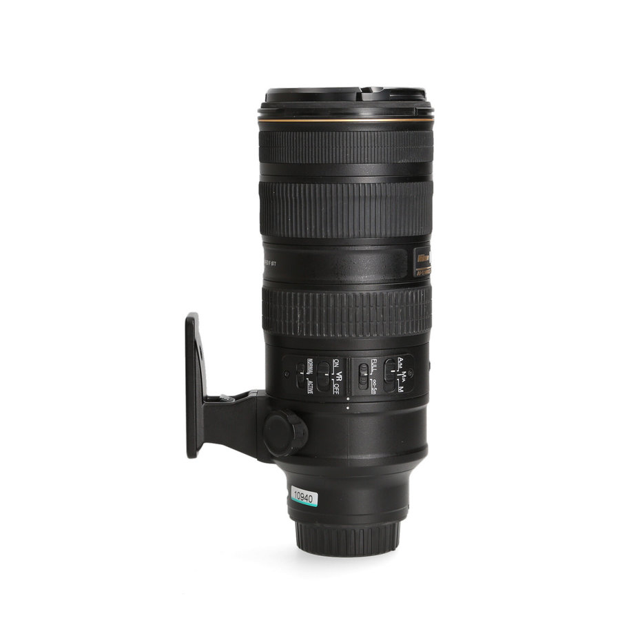 Nikon 70-200mm G AF-S ED VR II