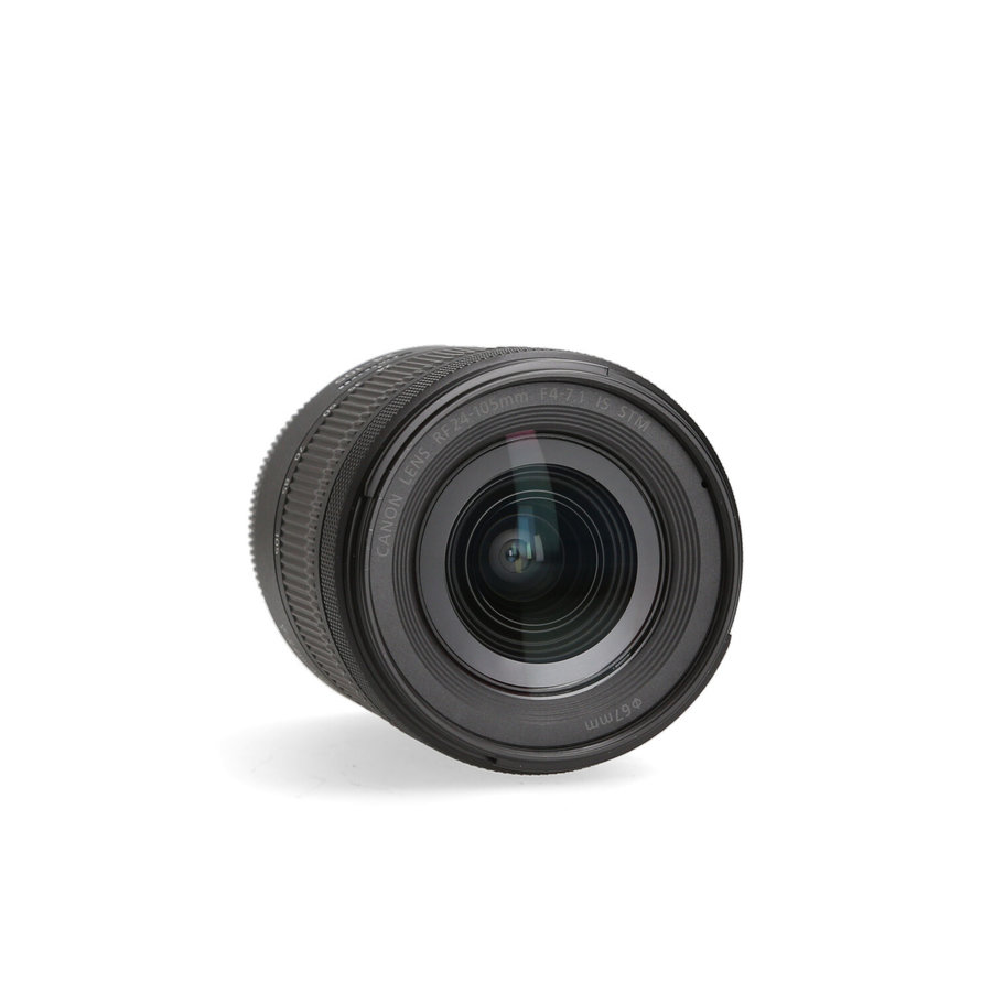 Canon 24-105mm 4-7.1 RF IS STM