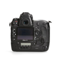 Nikon D3 - 45.811 kliks (Extra accu)
