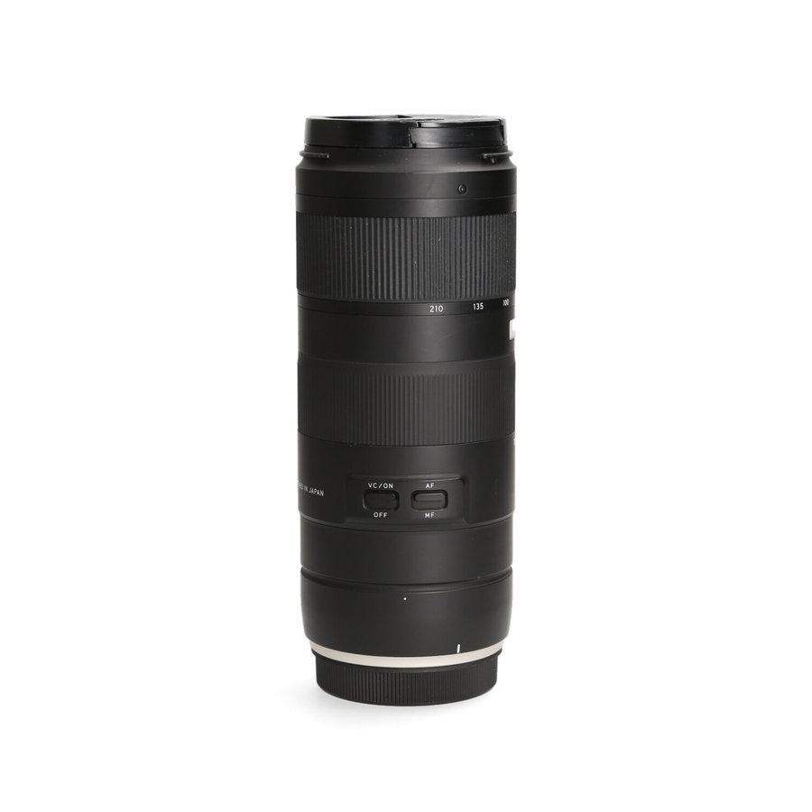 Tamron 70-210mm 4.0 DI VC USD (Canon)
