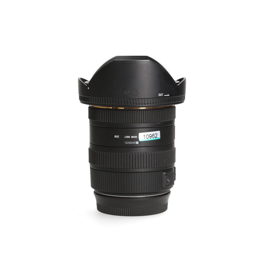 Sigma 10-20mm 3.5 DC EX HSM (Canon)