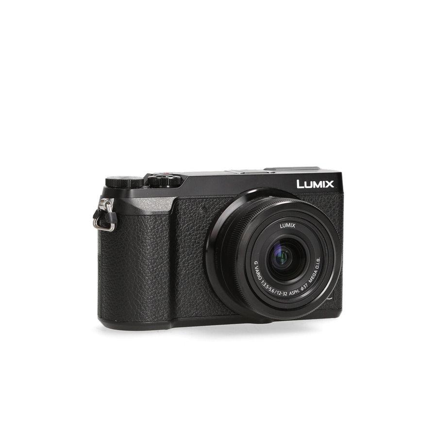 Panasonic Lumix DMC-GX80 + Lumix G 12-32mm 3.5-5.6 G Vario ASPH mega O.I.S.