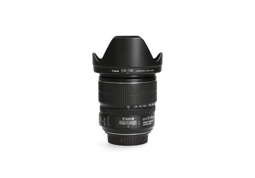 Canon 15-85mm 3.5-5.6 EF-S IS USM